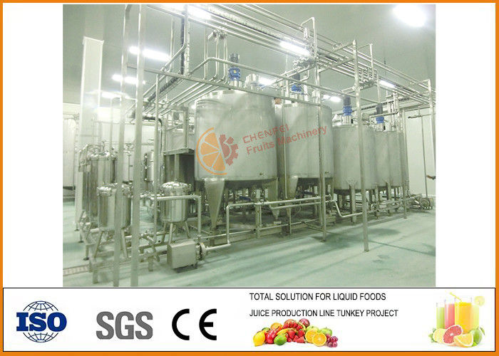 Small Apple / Grape Fruit Wine Production Line for Commercial Maker